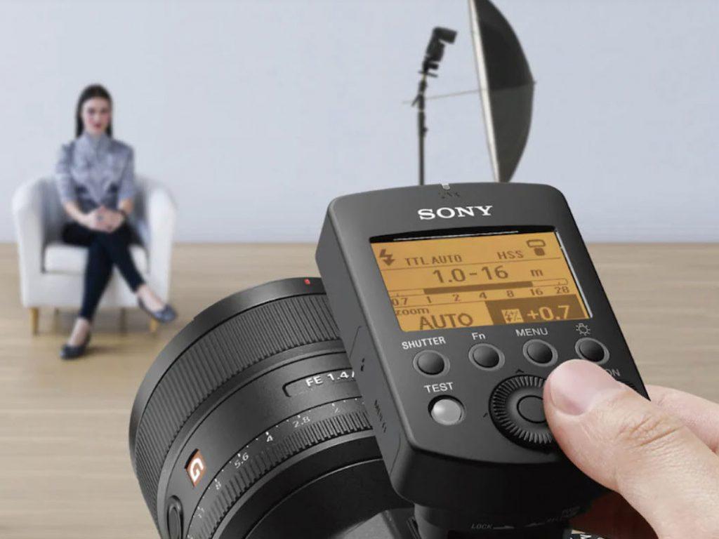 Αναβάθμιση Firmware για το Sony FA-WRC1M